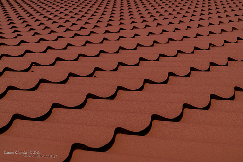 Zanim pokryjemy dach płytą falistą