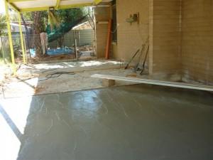 beton posadzka