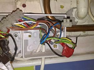 przewody instalacji elektrycznej