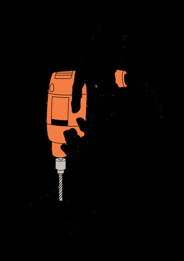 Ręczna wiertarka elektryczna – mały informator